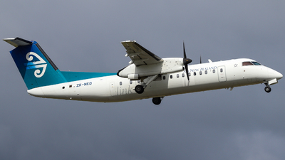ZK-NED - Bombardier Dash 8-Q311 - Air New Zealand