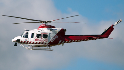 VH-VAO - Bell 412EP - Air Ambulance Victoria