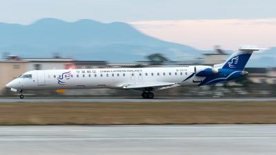 B-3379 - Bombardier CRJ-900LR - China Express Airlines
