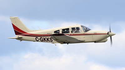 C-GKKS - Piper PA-28R-201T Turbo Cherokee Arrow III - Private