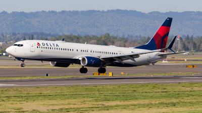 N869DN - Boeing 737-932ER - Delta Air Lines