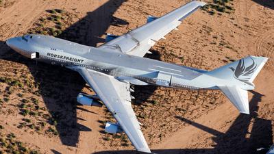 LN-WTJK - Boeing 747-2L5B(SF) - Untitled