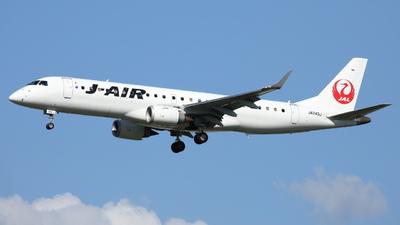 JA243J - Embraer 190-100STD - J-Air