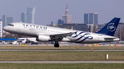 VP-BDK - Airbus A320-214 - Aeroflot
