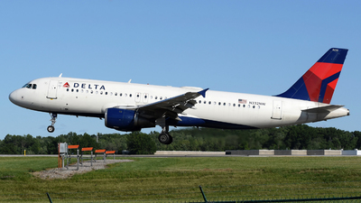 N332NW - Airbus A320-211 - Delta Air Lines
