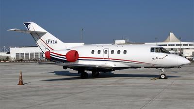 LY-KLA - Raytheon Hawker 800XP - KlasJet