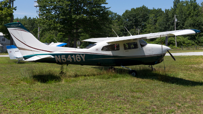 N5416Y - Cessna T210N Turbo Centurion - Private