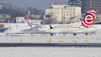 A picture of SPEQG - De Havilland Canada Dash 8400 - LOT - © Rafal Pruszkowski