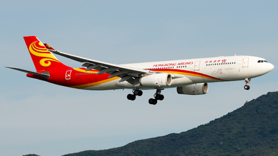 A picture of BLNS - Airbus A330343 - Hong Kong Airlines - © Alex Chao