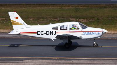 A picture of ECDNJ - Piper PA28161 Warrior II - [288116142] - © Carlos Miguel Seabra