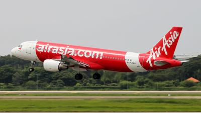 PK-AZP - Airbus A320-216 - Indonesia AirAsia