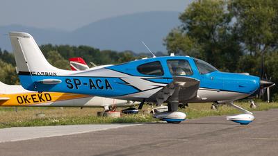 SP-ACA - Cirrus SR22T-GTS G6 Carbon - Private