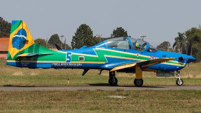 FAB5724 - Embraer A-29A Super Tucano - Brazil - Air Force