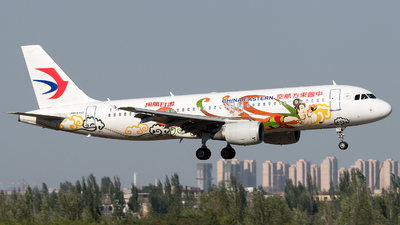 B-6873 - Airbus A320-214 - China Eastern Airlines