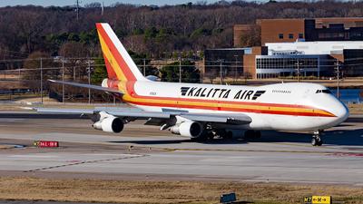 N795CK - Boeing 747-251B(SF) - Kalitta Air