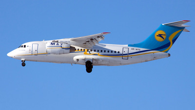 UR-NTC - Antonov An-148-100B - Ukraine International Airlines