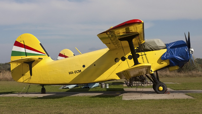 HA-ECM - PZL-Mielec An-2R - Szemp Air