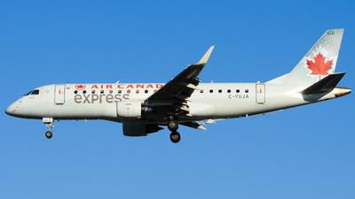 C-FUJA - Embraer 170-200SU - Air Canada Express (Jazz Aviation)