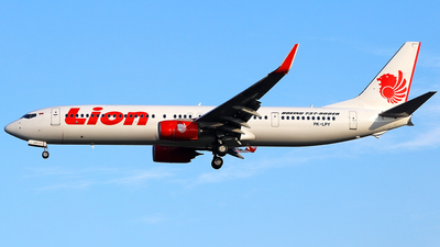 A picture of PKLPY - Boeing 7379GP(ER) - Lion Air - © 25suherdyanto