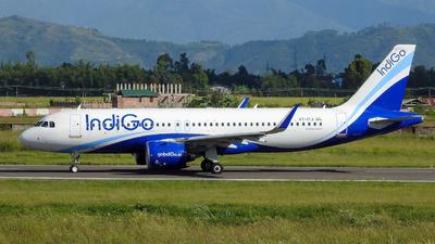 A picture of VTITJ - Airbus A320271N - IndiGo - © norris_haobam