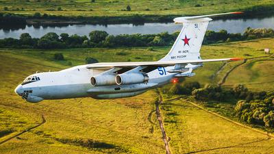 RF-94276 - Ilyushin IL-78M Midas - Russia - Air Force