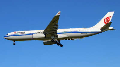 B-8383 - Airbus A330-343 - Air China
