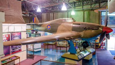 5285 - Hawker Hurricane Mk.IIC - South Africa - Air Force