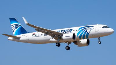 SU-GFP - Airbus A320-251N - EgyptAir