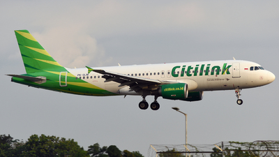A picture of PKGLM - Airbus A320214 - Citilink - © Cahyadi H Prabowo