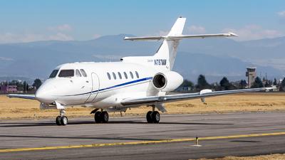N787MM - British Aerospace BAe 125-700A - Private