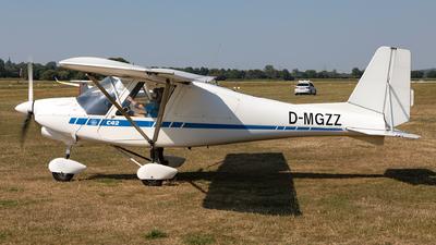 D-MGZZ - Ikarus C-42B - Aero-Club Gelnhausen
