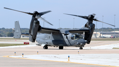 05-0029 - Boeing CV-22B Osprey - United States - US Air Force (USAF)