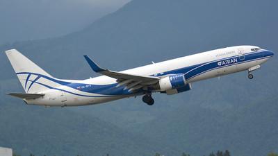 VQ-BFS - Boeing 737-83N(BCF) - Atran - Aviatrans Cargo Airlines