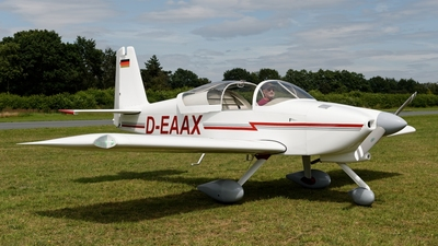 D-EAAX - Vans RV-7A - Private