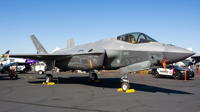 10-5009 - Lockheed Martin F-35A Lightning II - United States - US Air Force (USAF)
