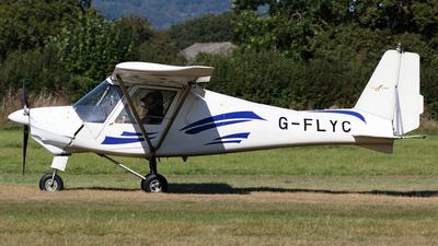 G-FLYC - Ikarus C-42 - Private