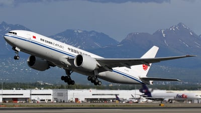 B-2092 - Boeing 777-FFT - Air China Cargo