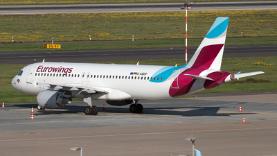 A picture of DABDP - Airbus A320214 - Eurowings - © Sebastian Thiel