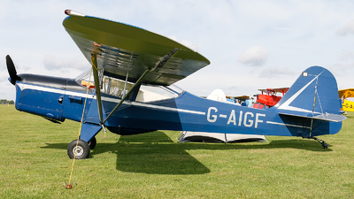 G-AIGF - Auster J1N Alpha - Private