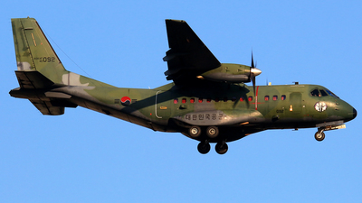 40-092 - CASA CN-235M-100 - South Korea - Air Force