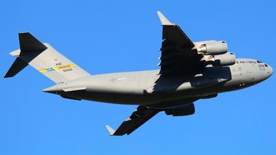 09-9208 - Boeing C-17A Globemaster III - United States - US Air Force (USAF)