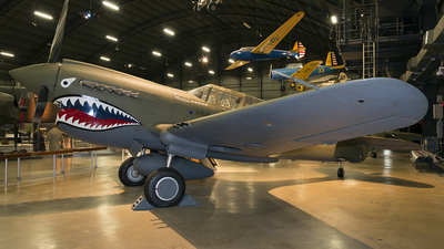 42-65406 - Curtiss P-40N Warhawk - United States - US Army Air Force (USAAF)