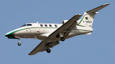 V-4103 - Embraer 500 Phenom 100 - Pakistan - Air Force