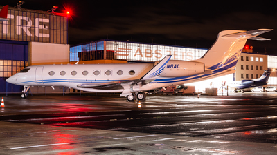 N8AL - Gulfstream G650ER - Private