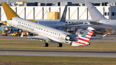 N589NN - Bombardier CRJ-900LR - American Eagle (PSA Airlines)
