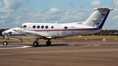 VH-FDI - Beechcraft B200 Super King Air - Royal Flying Doctor Service of Australia (Queensland Section)
