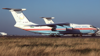 UK-76427 - Ilyushin IL-76TD - Tashkent Aircraft Production Corporation