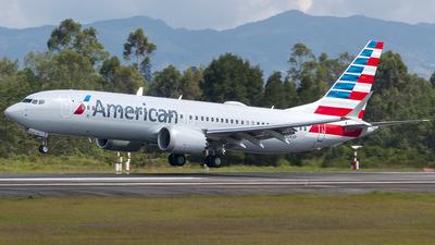 N306SP - Boeing 737-8 MAX - American Airlines