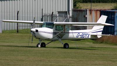 G-BDTX - Reims-Cessna F150M - Virage Aviation