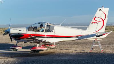 LV-WOL - Zlin Z-242L - Private